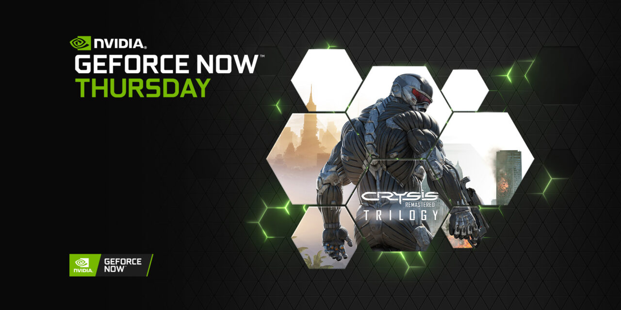 Geforce Now - Crysis Remastred