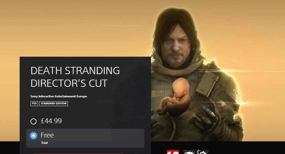 PS5 İçin Ücretsiz Oyun Denemeleri